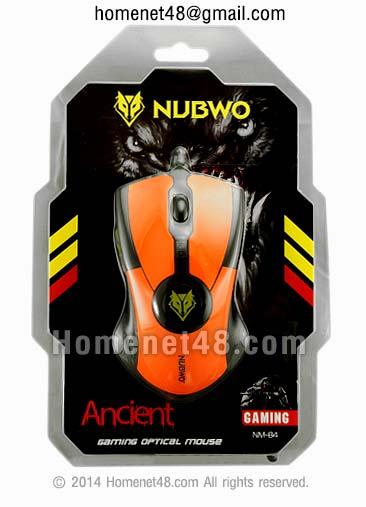 Optical Gaming Mouse หมาป่า NUBWO NM-84 (USB)