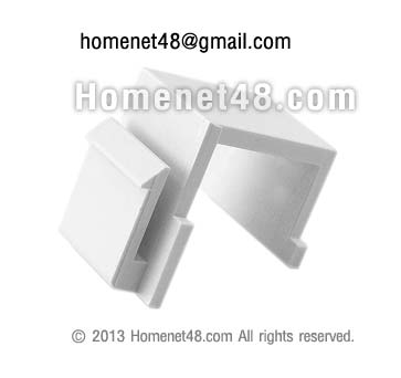 แผ่นปิดรูหน้ากากช่องที่ไม่ได้ใช้งาน (Link) (Blank Insert) (US-2201)