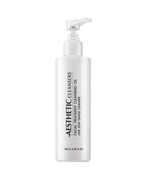 FACIAL TREATMENT CLEANSING OIL (TURN TO MILK)