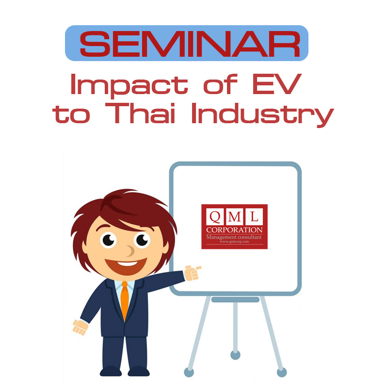 """""""Impact of EV to Thai Industry"""""""
