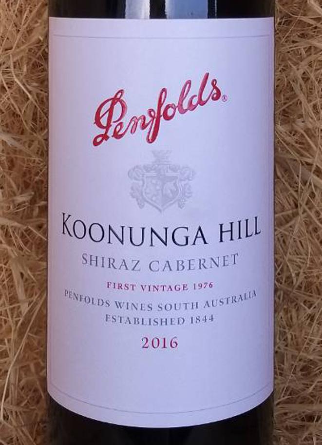 Penfolds Koonunga Hill