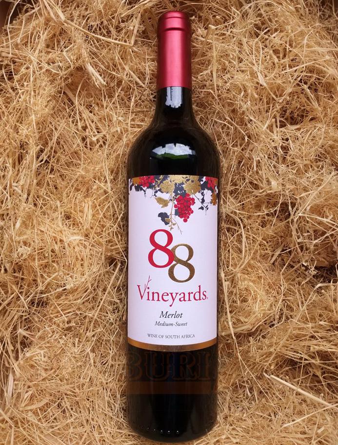 88 Vineyards Merlot