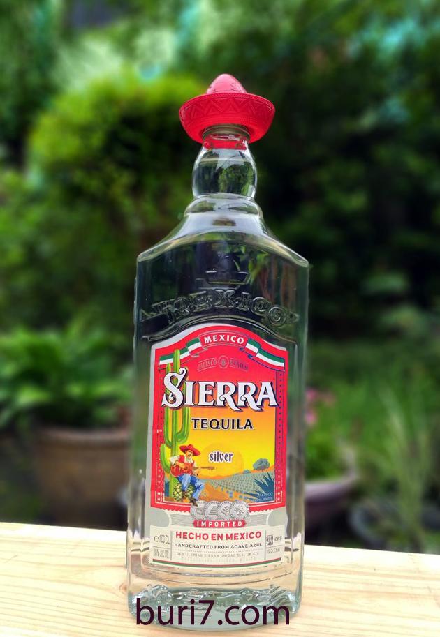 Sierra Silver Tequila (1L) 38%
