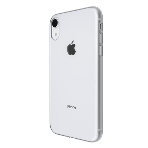 newest b081e a2690 Power Support Air jacket for iPhone XR - Clear