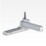 Cartesian Actuator หุ่นยนต์แบบหลายแกนตั้งฉาก หัวขับไฟฟ้าไอเอไอ (IAI's Electric Actuator)