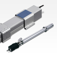 Dust-proof and Waterproof type Electric cylinder IAI's Electric Actuator