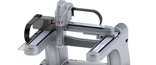 High Speed Cartesian Robot CT4 หุ่นยนต์แบบหลายแกนตั้งฉากความเร็วสูง CT4 หัวขับไฟฟ้าไอเอไอ (IAI's Electric Actuator)