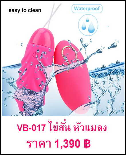 ไข่สั่น B-017