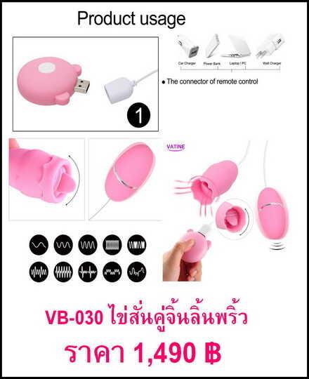 ไข่สั่น VB-030