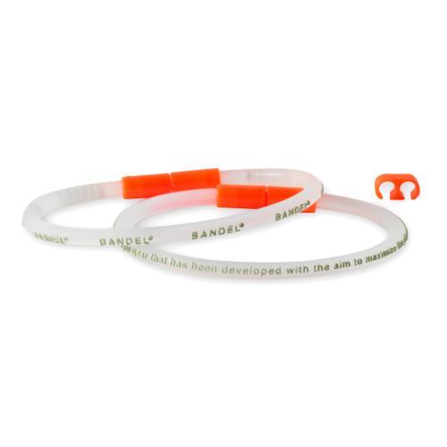 GHOST bracelet 19-02 white