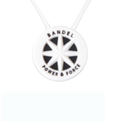 standard necklace White(スタンダードネックレス ホワイト) WhitexBlack