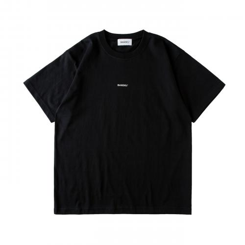 GHOST XL-LOGO T-shirts BAN-T011 blackxneonorange