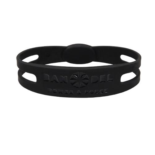 BANDEL bracelet (バンデルブレスレット) BlackxBlack