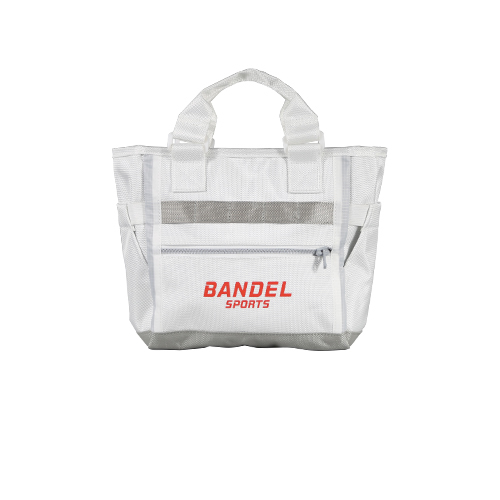 BS-small tote(BS-ST 001) WhitexRed