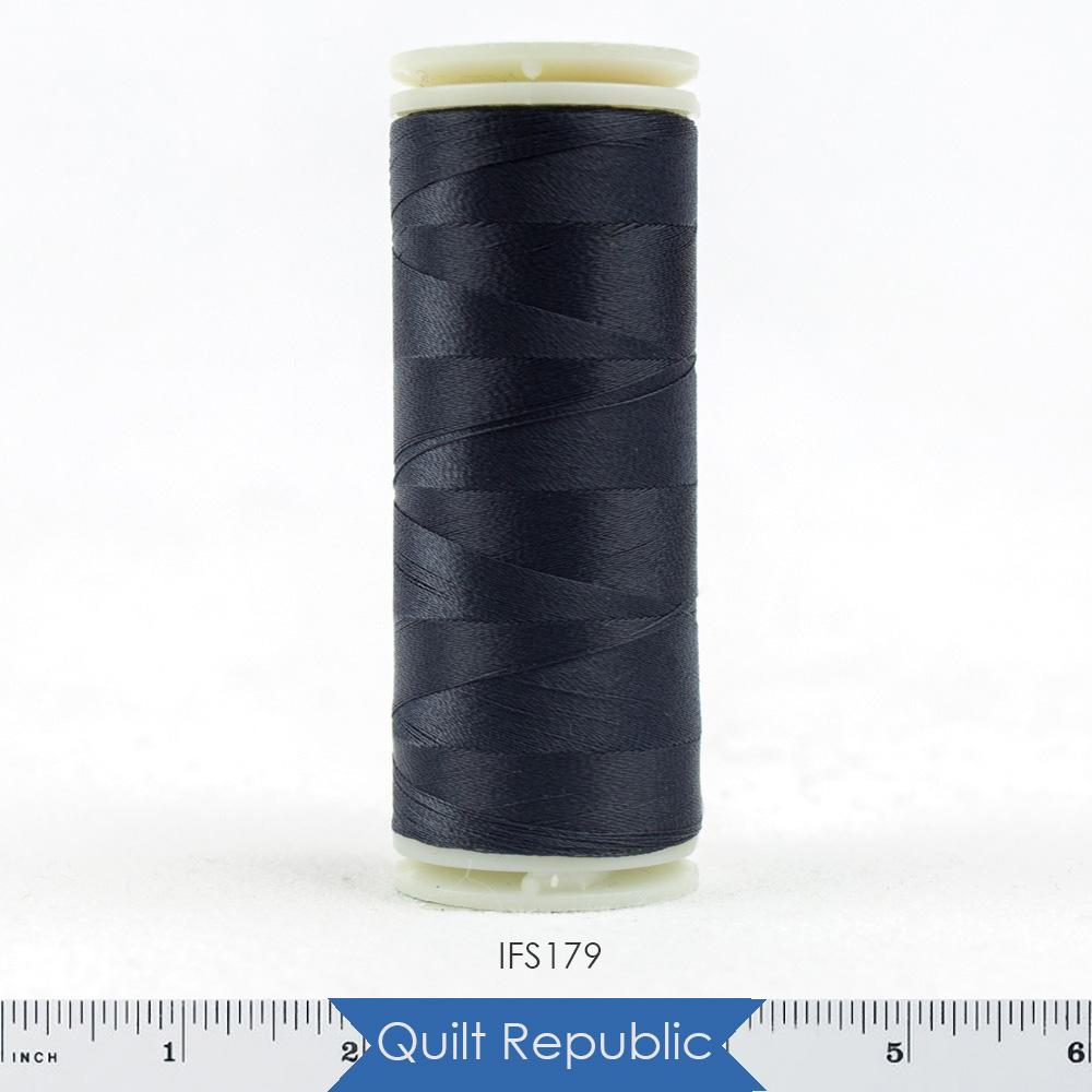 Wonderfil Threads Invisafils Blue Grey