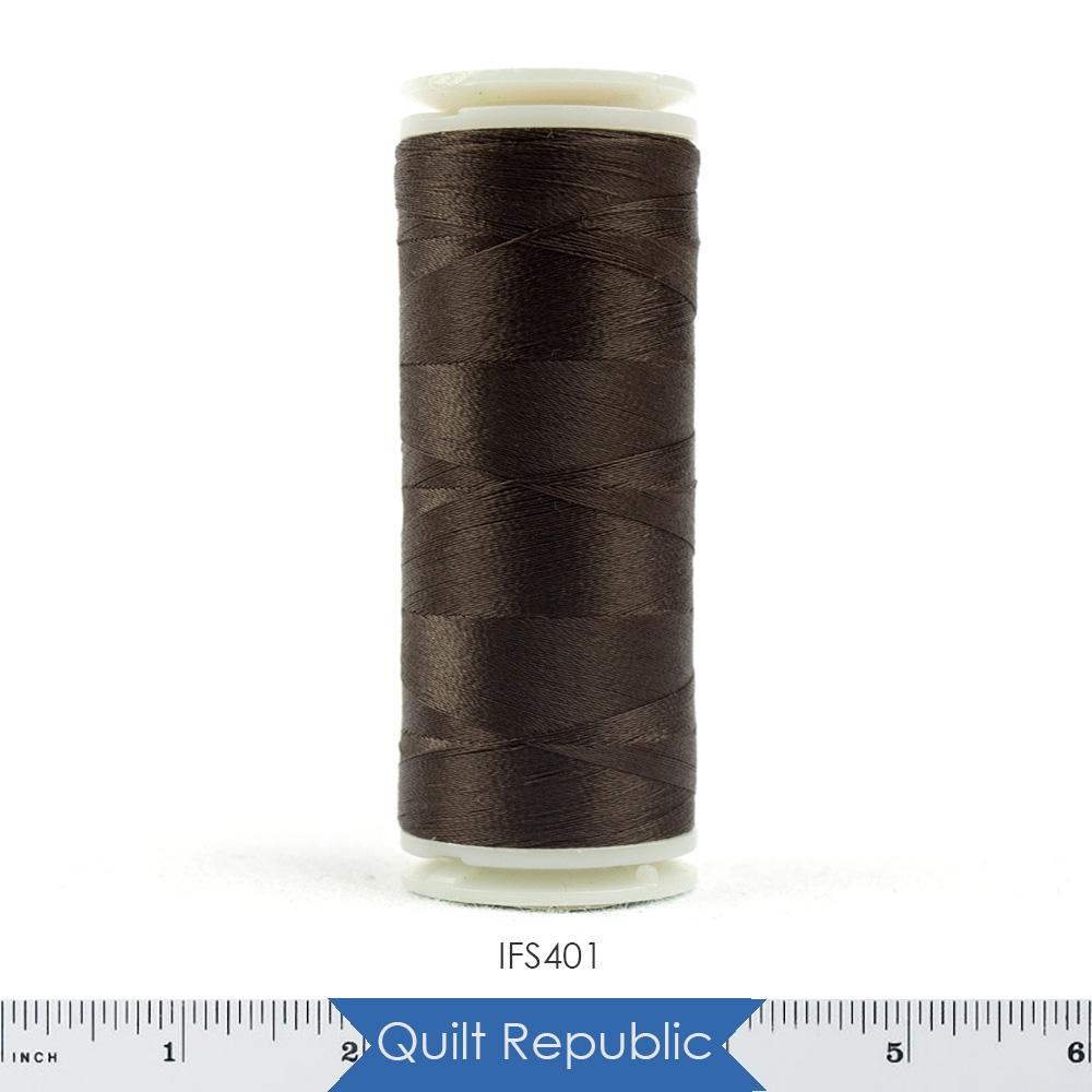 Wonderfil Threads Invisafils Chestnut