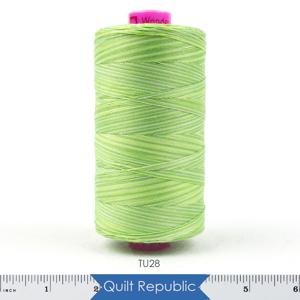 Wonderfil Threads Tutti Lime