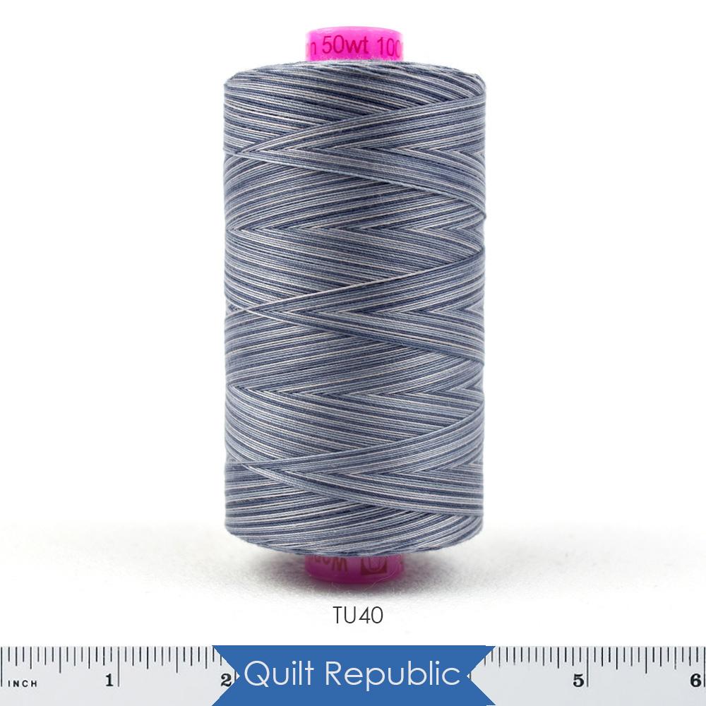 Wonderfil Threads Tutti Slate
