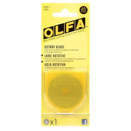 Olfa Rotary Blade 1 Piece