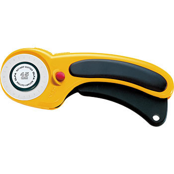 Olfa  45mm Deluxe Safety Rotary Cutter RTY-2/DX