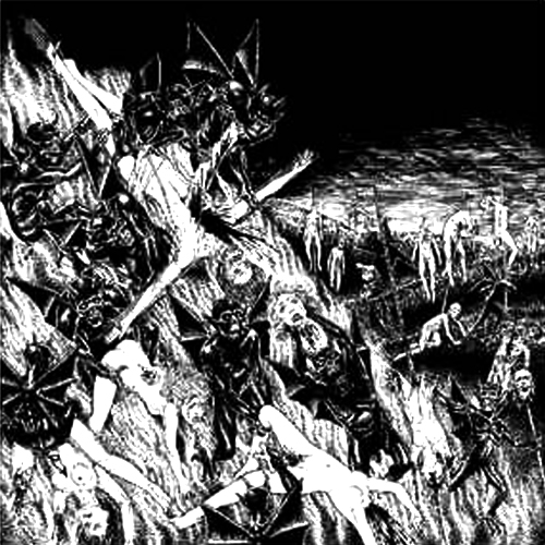 PAZUZU/MORBID PERVERSION'Darkest Abominations' Tape