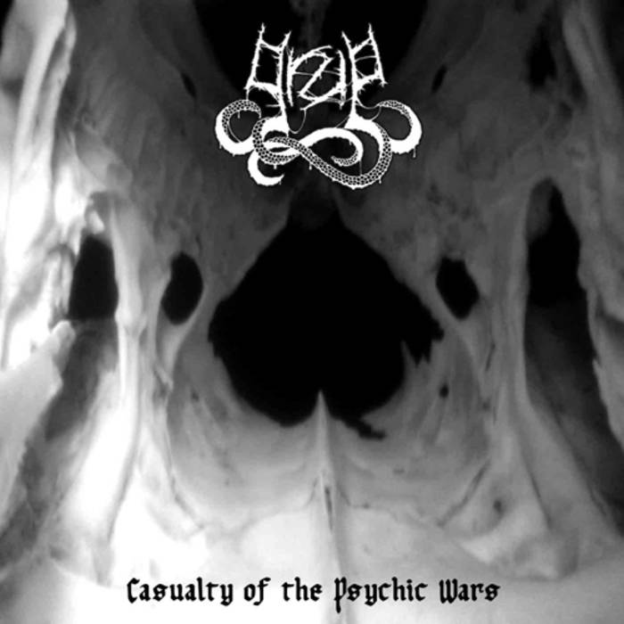 GRUE'Casualty of the Psychic Wars' CD.