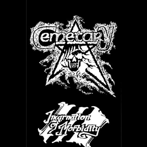 CEMETARY'Incarnation of Morbidity' Tape,(Bootleg)