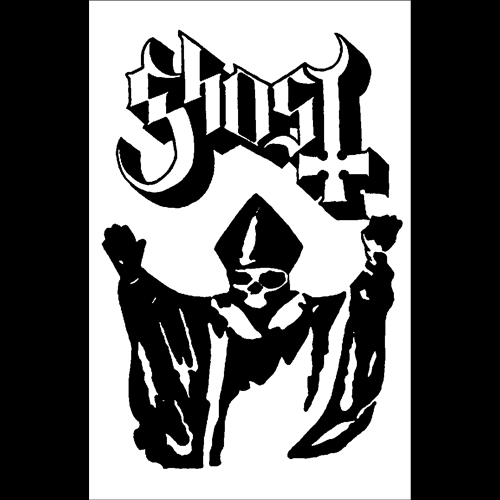 GHOST'Demo-2010' Tape.(Bootleg)