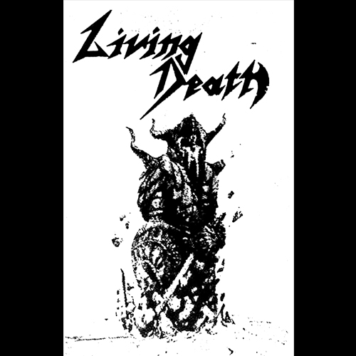 LIVING DEATH'Demo'1983 Tape.(Bootleg)