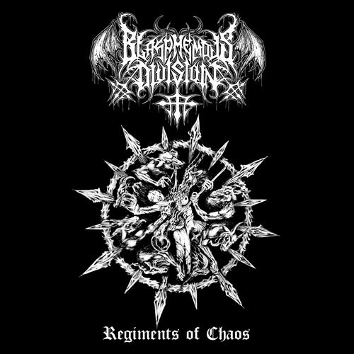BLASPHEMOUS DIVISION'Regiments of Chaos' Tape