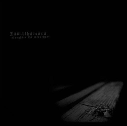 JUMALHAMARA'Slaughter The Messenger' CD.