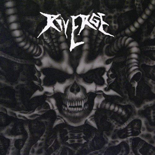 RIVERGE'Rebirth Of Skull' CD.