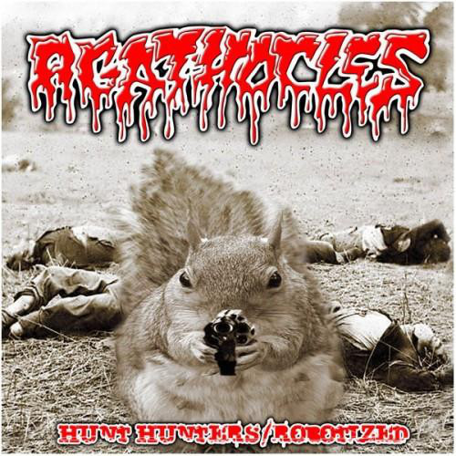 AGATHOCLES'Hunt Hunters/Robotized'CD