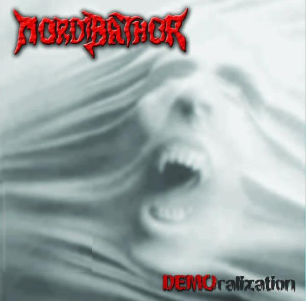 MORDIBATHOR'Demoralization' CD.