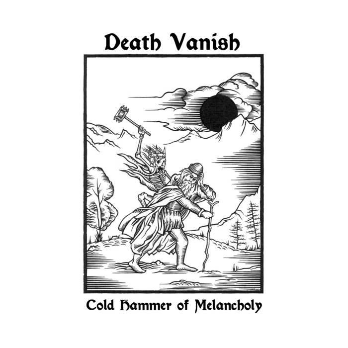DEATH VANISH'Cold Hammer of Melancholy' Tape.