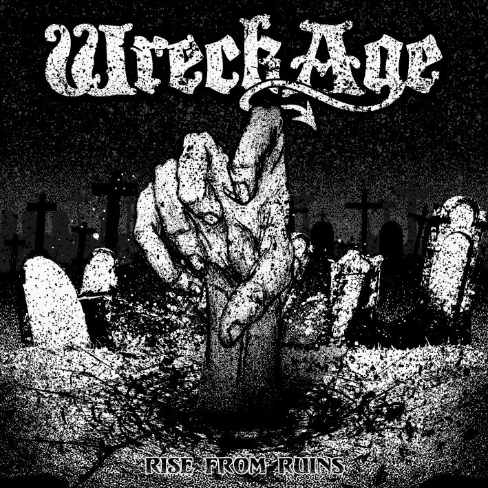 WRECKAGE'Rise From Ruins' CD