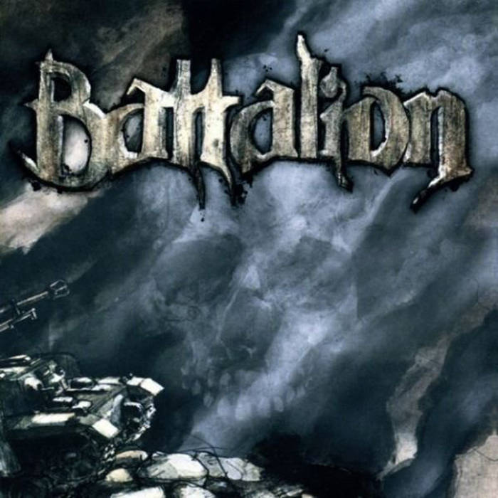 BATTALION'Wellcome To The Warzone' CD.