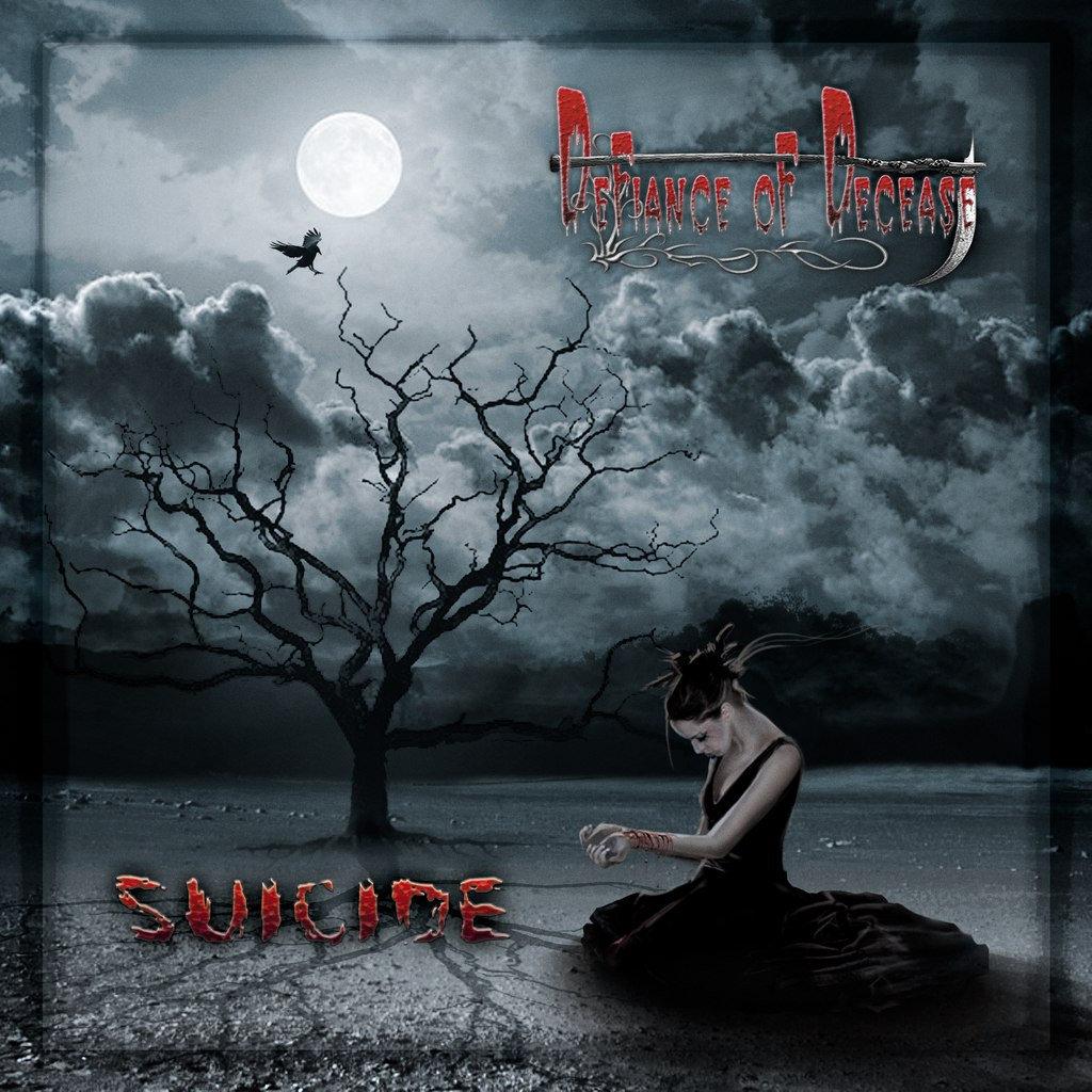 DEFIANCE OF DECEASE'Suicide' CD.