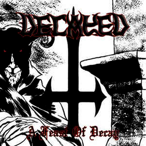 DECAYED'A Feast Of Decay' CD.