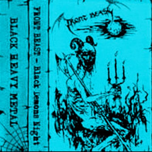 FRONT BEAST'Black Demons Night' Tape.