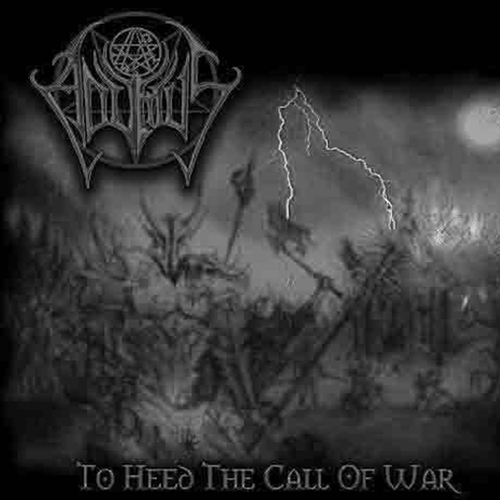 ADUMUS'To Heed The Call Of War' CD.