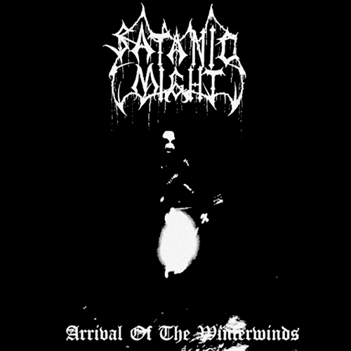 SATANIC MIGHT'Arrival Of The Winter wind' CD.