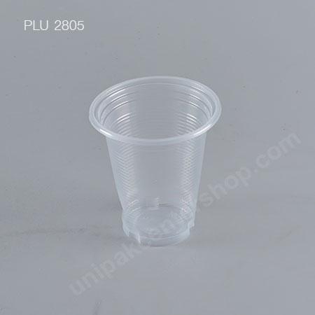 แก้ว น้ำดื่ม PP ขุ่น 10 oz. ปาก 85 mm. (E)