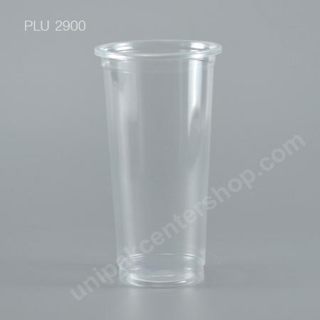แก้ว น้ำดื่ม PP ใส 22 oz ปาก 90 mm