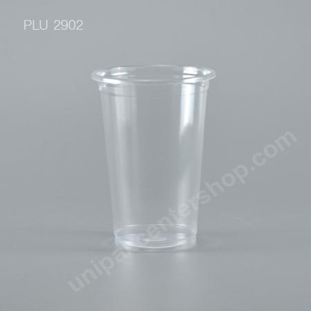 UNIPAK Center Shop - แก้ว น้ำดื่ม PP ใส 16 oz ปาก 90 mm