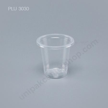 ถ้วยชิม 30 cc PP ใส