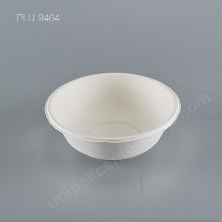 FEST ชามกลมเยื่อธรรมชาติ 875 ml (L-002)