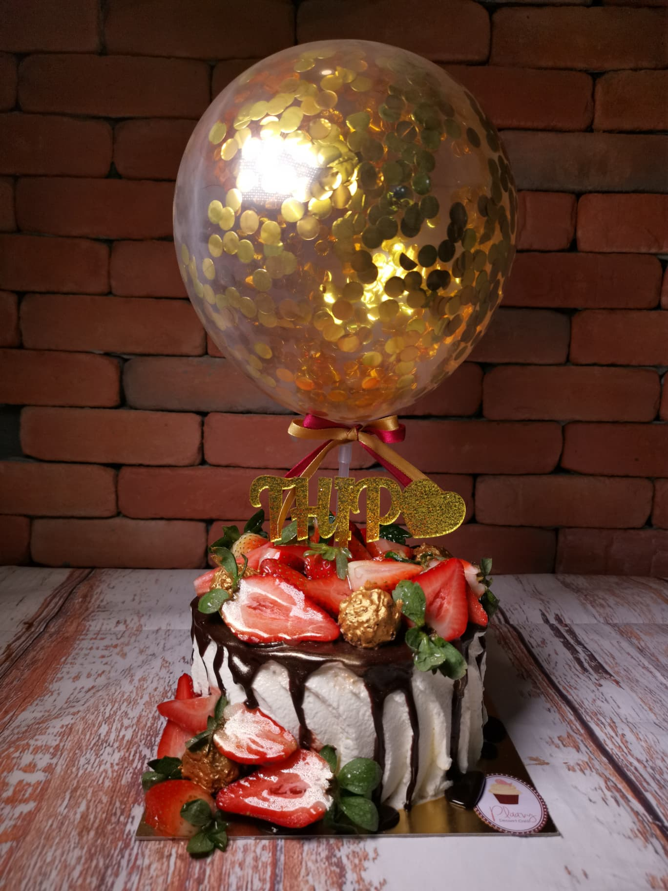 Ferrero Strawberry Choc Shortcake
