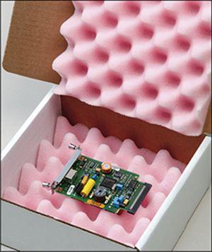 ฟองน้ำป้องกันไฟฟ้าสถิตย์ (Anti-static Foam)