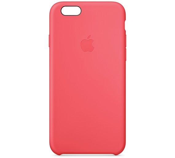 เคสไอโฟน 7 / 8  สีชมพูสไปซี่ (Original)